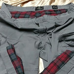 "Redhead Cargo Flannel Lined Like New size 42""X32"""